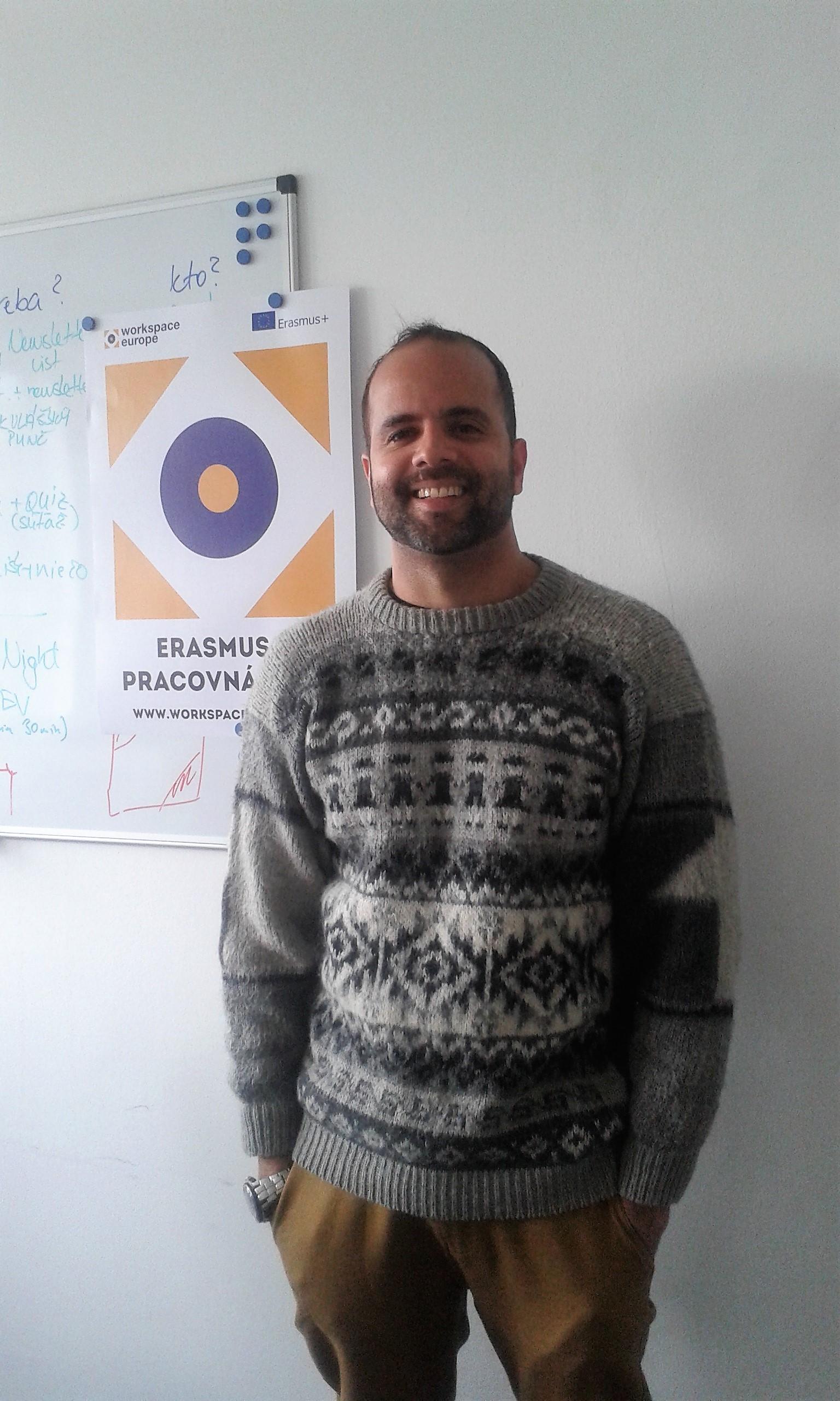 Lucas, Startup project coordinator, Brazil