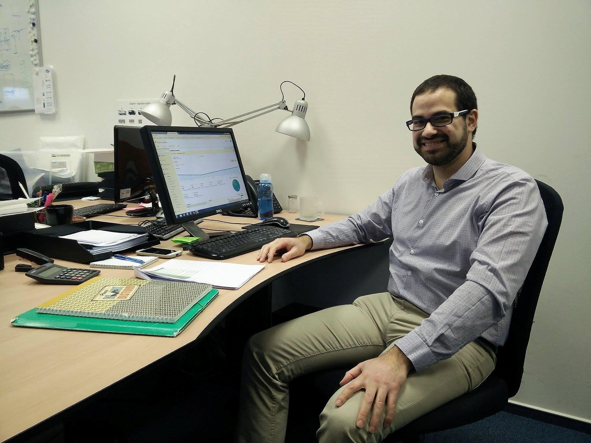 Daniel, Online Marketing Operator, Spain