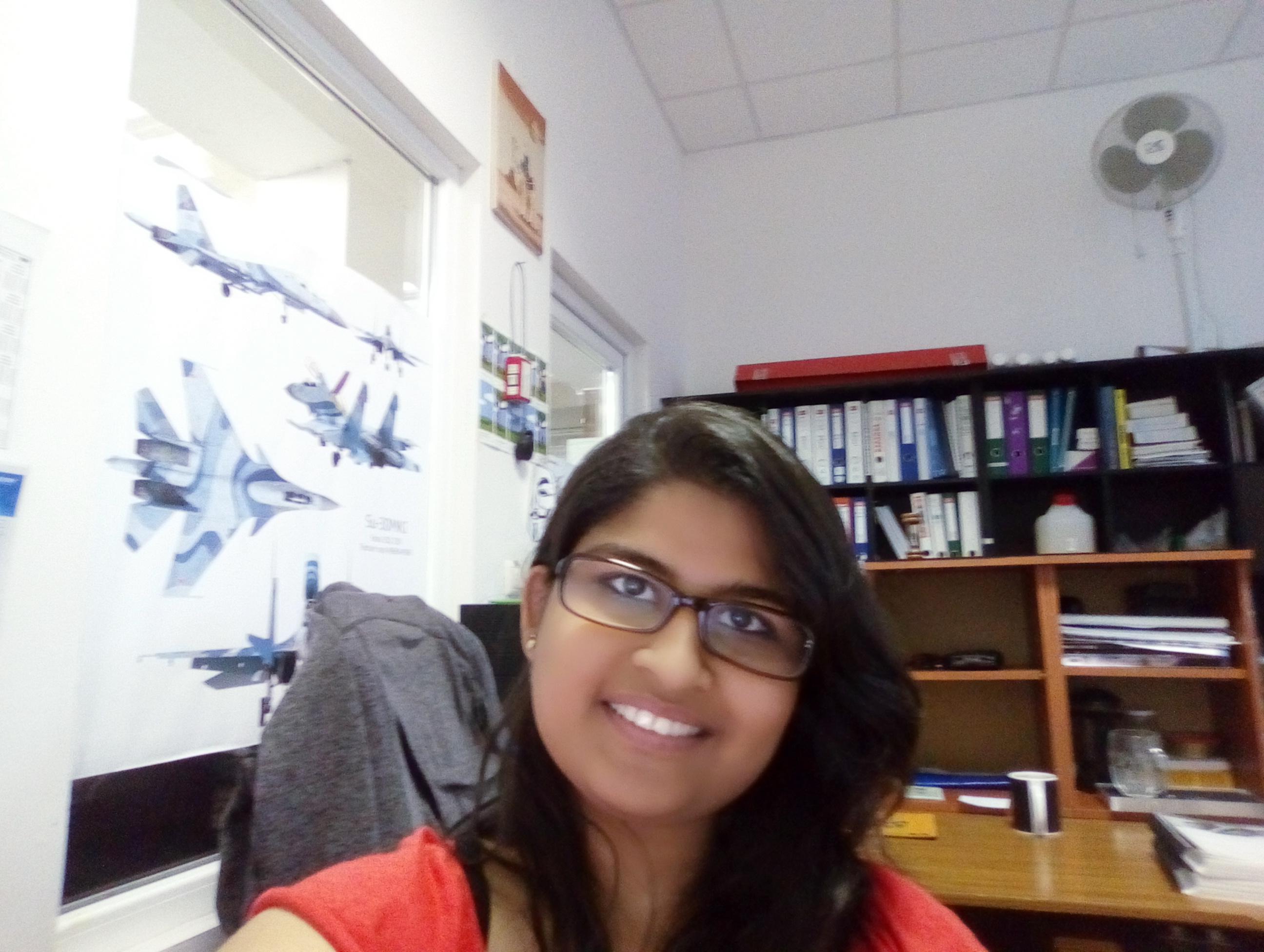 Keerthi, Mechanical Engineer, India