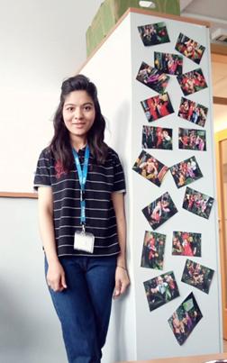 Tahmina Mumtaz, Junior SAP specialist, Pakistan