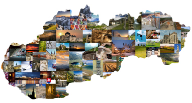 About Slovakia Placement Slovakia Internship Programme - Little big world map
