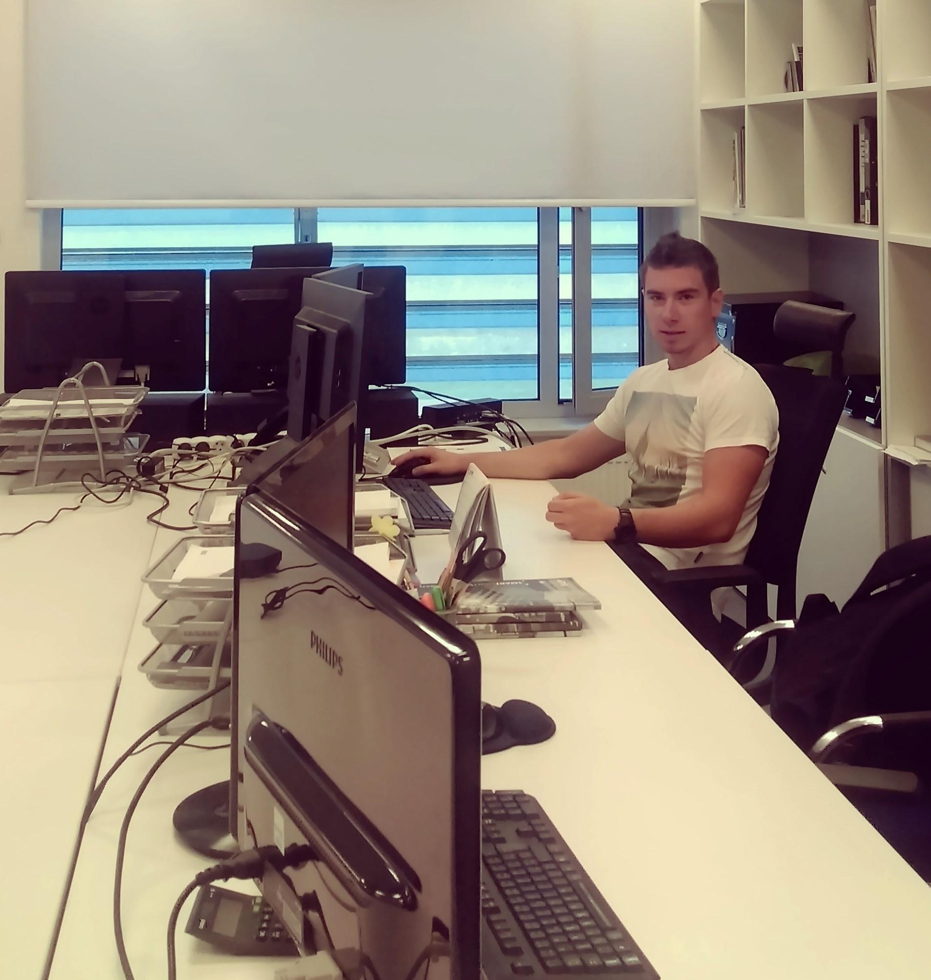 Sebastian, Light Designer, Poland